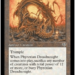 4.ファイレクシアン・ドレッドノート/Phyrexian Dreadnought