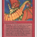 7.シヴ山のドラゴン/ Shivan Dragon